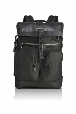 London Roll Top Backpack  Alpha-Bravo