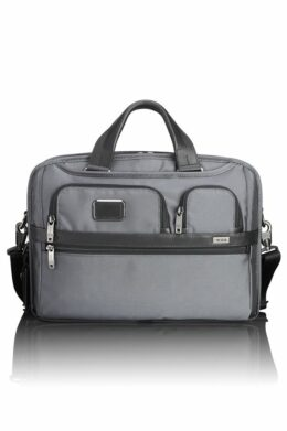TUMI T-Pass® Medium Screen Laptop Slim Brief  Alpha-2