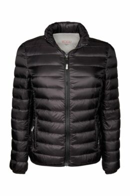 Women's - Clairmont Packable Travel Puffer Jacket  Tumi-PAX-Outerwear